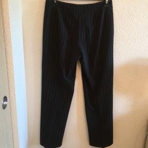 Women's petite 6P work pants trousers